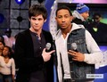 Logan Lerman @ BET's 106&Park - logan-lerman photo