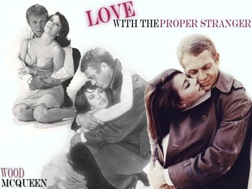natalie wood wallpaper entitled amor with the Proper Stranger
