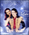 MJ & LM - michael-jackson photo