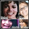 MJ,Prince,Paris, & Blanket and their beautiful smiles <3