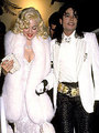 Madonna and Micheal Jackson - michael-jackson photo