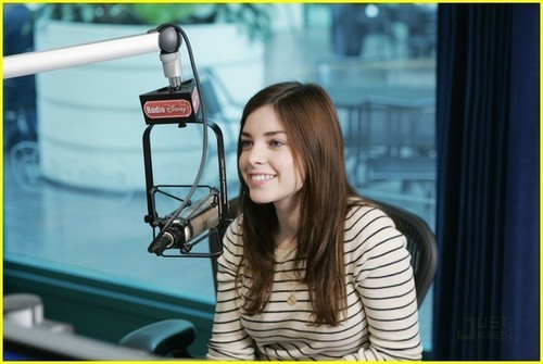 Maggie schloss and Danielle Campbell - Radio Disney Take Over