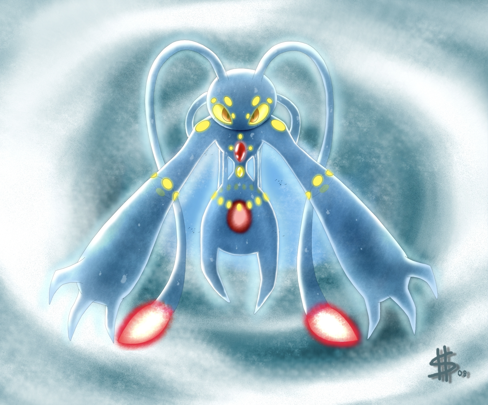 Manotab(evolved form of manaphy)