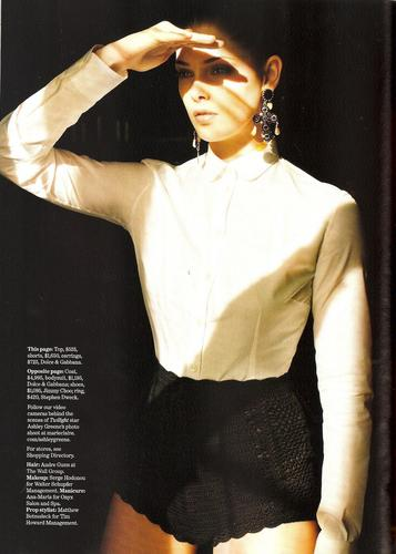 Marie Claire [March 2010]