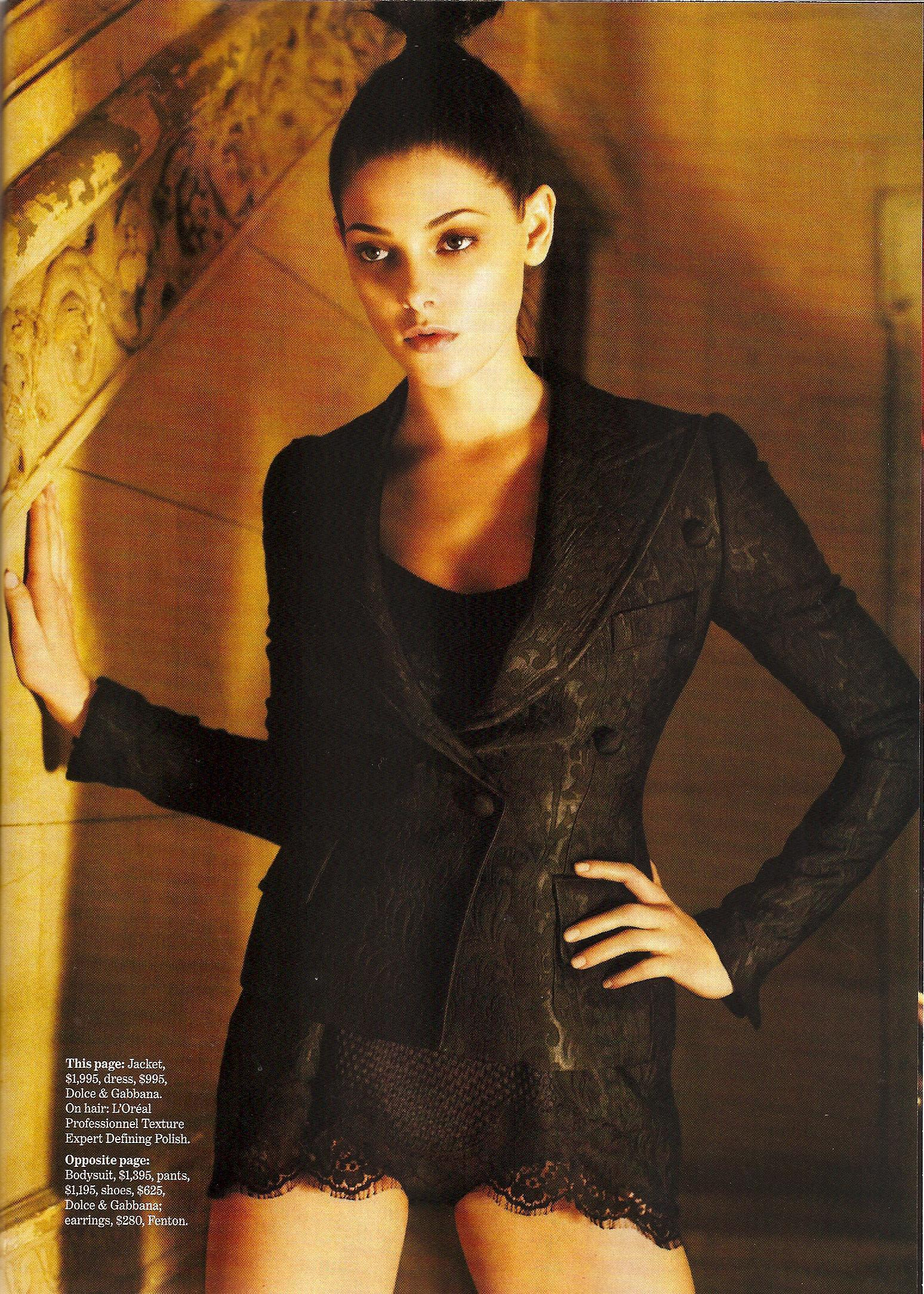 Marie Claire [March 2010] - ashley-greene photo
