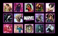 Marvel Superheroines Widescreen Wallpaper - marvel-superheroines wallpaper