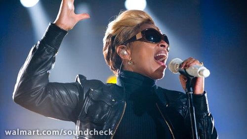 Mary J Blige on Soundcheck