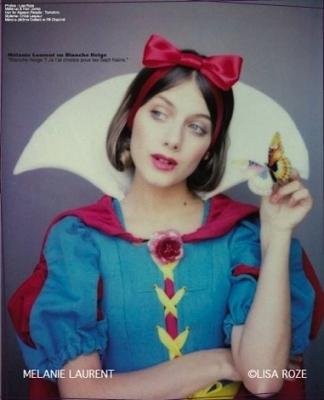 Melanie as Blanche-Neige - 2008