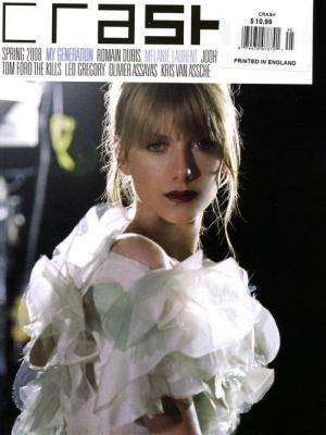 Melanie for Crash Magazine (March 2008)