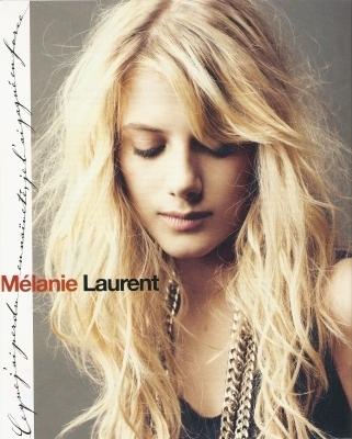 Melanie for Muze Magazine (September - October 2009)