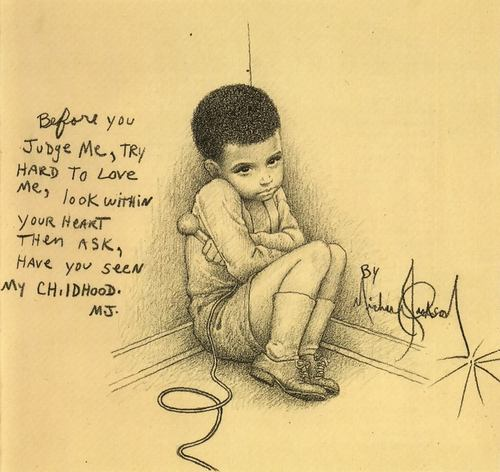 Michae Jackson drawing