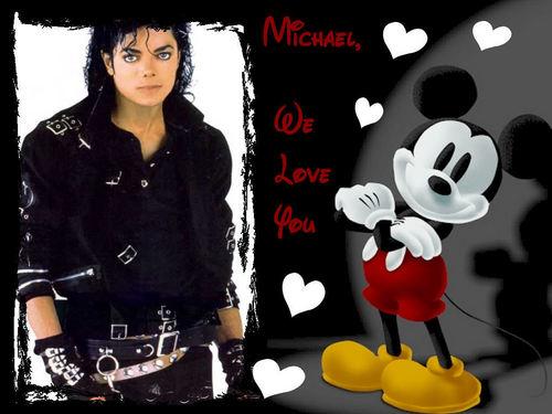 Michael, We 愛 あなた