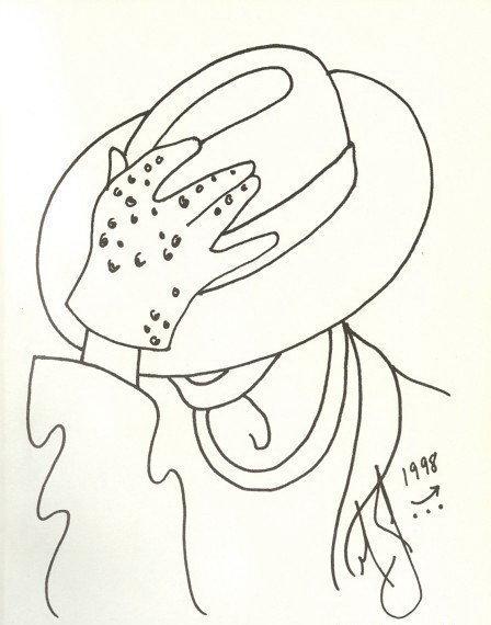 Michael's Drawing <3