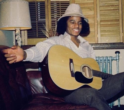 Michael smiling :)