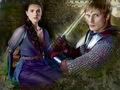 Morgana and Arthur