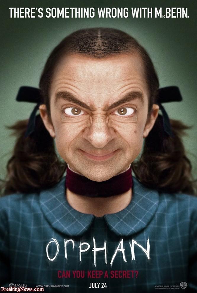 Mr Bean Orphan