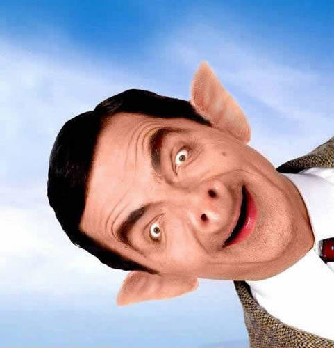 Mr. Bean wallpaper called Mr. Bean