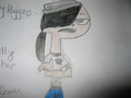 My New Fanfic Character! (sorry but I suck at drawing...) - total-drama-island fan art