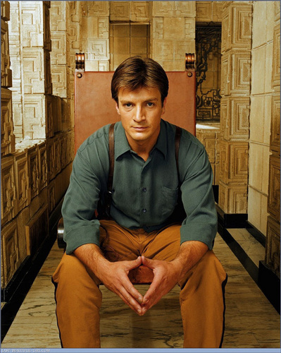 Nathan Fillion wallpaper called Nathan