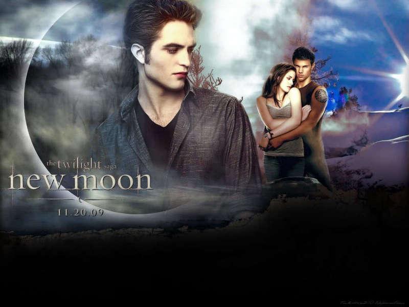 wallpaper twilight new moon. New Moon - Twilight Series