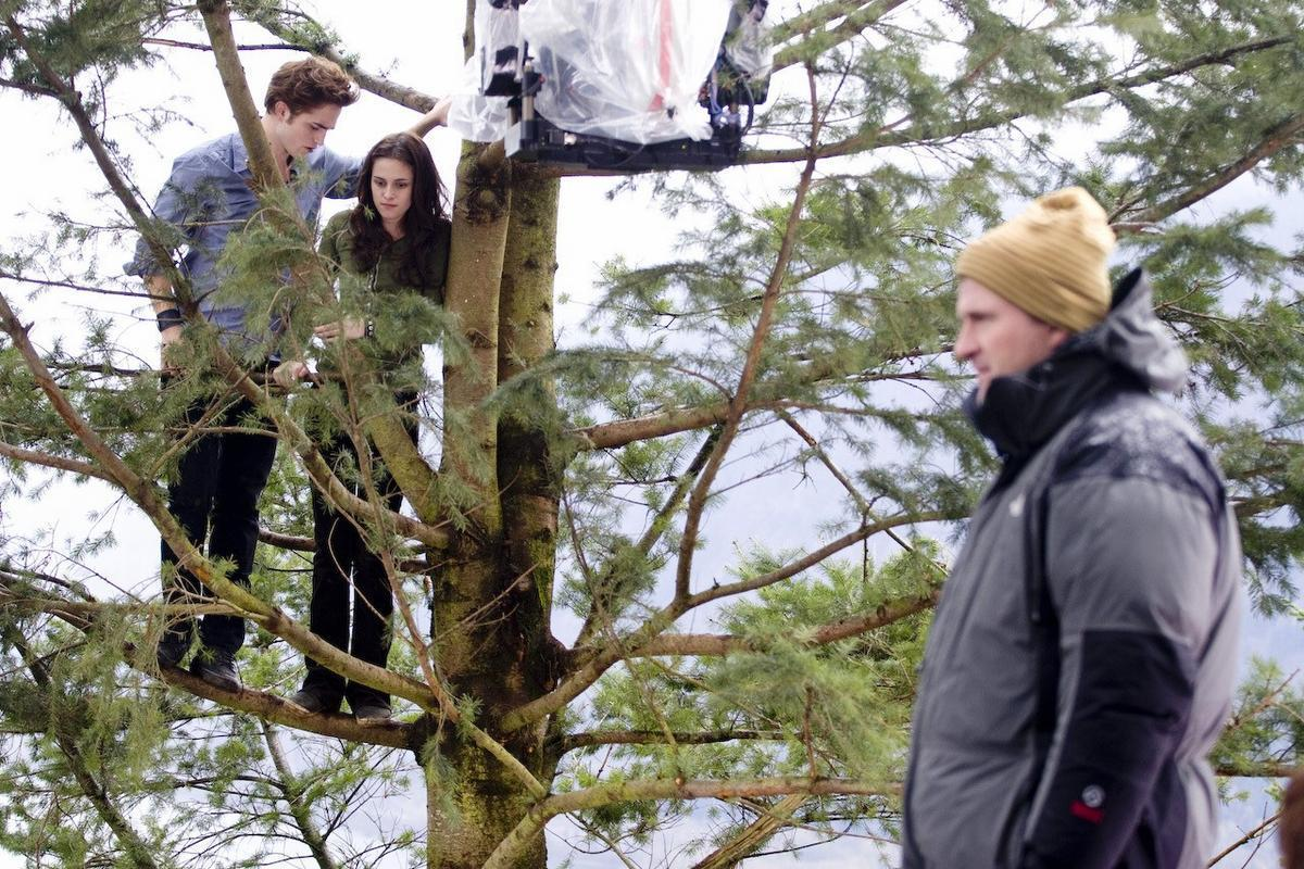 New/Old Pictures from the Original Twilight Set