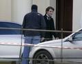 New Photos of Robert Pattinson on Bel Ami Set - twilight-series photo