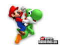 New Super Mario Bros wii wallpaper