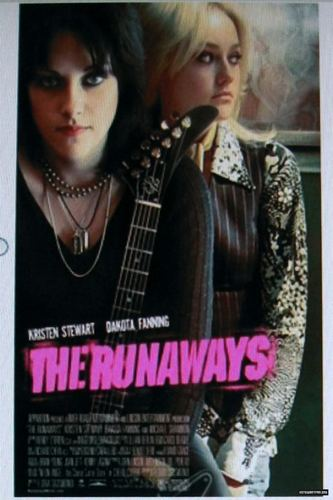 New The Runaways Poster