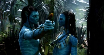 Neytiri and Jake