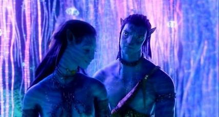 Neytiri and Jake