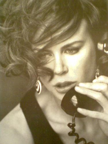 Nicole Kidman Vogue Photoshoot