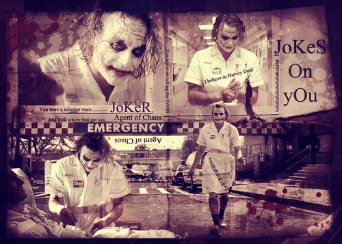 Nurse Joker <3