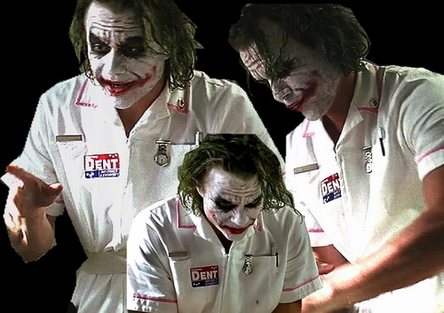 The Joker images Nurse Joker HD wallpaper and background ...