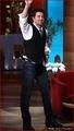 Patrick Dempsey on Ellen Degeneres 11/2/10