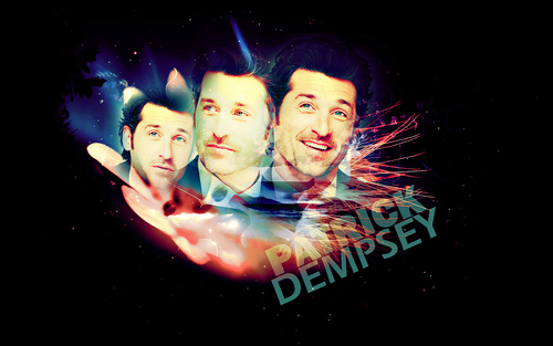 Patrick - greys-anatomy Wallpaper