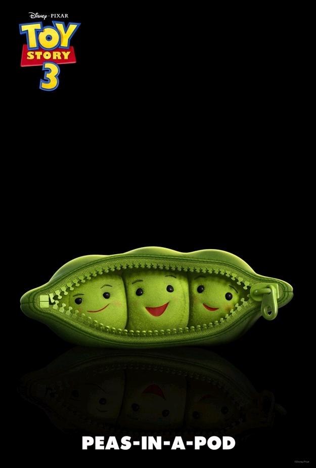 Peas In A Pod. Peas in a Pod