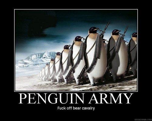 pinguin Army