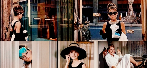 Breakfast At Tiffany's wallpaper entitled Piscam