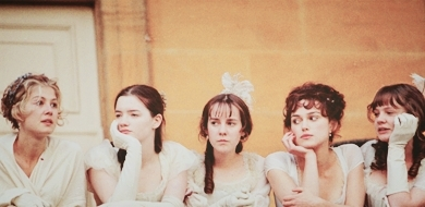 Pride and Prejudice - period-films Fan Art