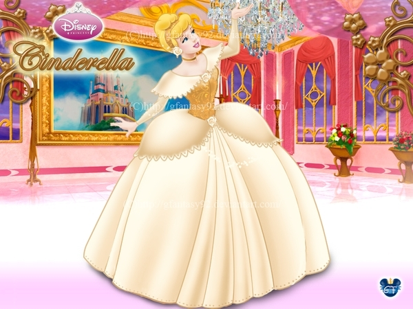 صور أميرات Princess-Cinderella-