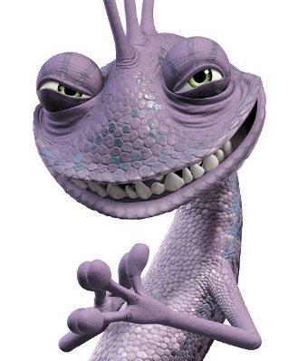 Công ty quái vật hình nền titled Randall