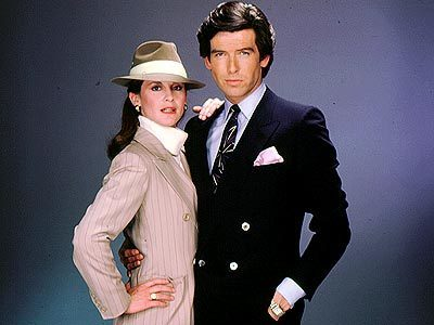 Remington Steele achtergrond called Remington&Laura