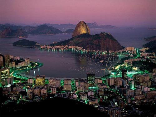 Rio bởi Night