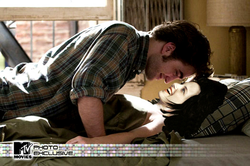 Robsten *-*in the bett