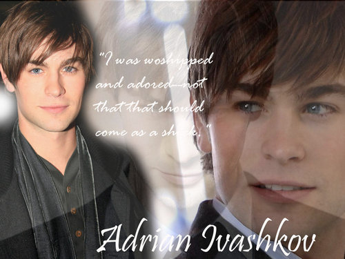 Rose-Adrian from Vampire Academy