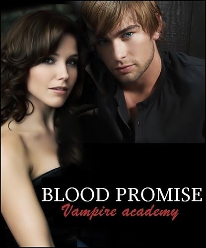 Vampire Academy achtergrond called Rose-Adrian from Vampire Academy