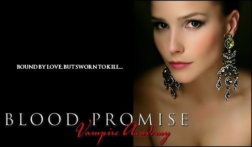 Rose and Dimitri (Sophia arbusto, bush and Ben Barnes) Vampire Academy por Richelle Mead
