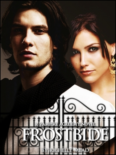 Rose and Dimitri Vampire Academy door Richelle Mead