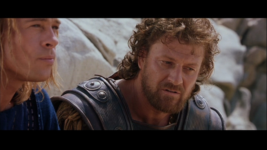 analysis of troy film An adaptation of homer's great epic, the film follows the assault on troy by the united greek forces and chronicles the fates of the men involved.
