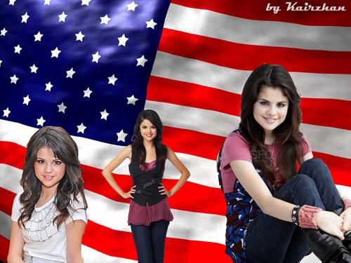 Selena Gomez USA by kairzhan